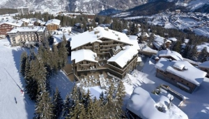 Hotel Barriere Les Neiges Image